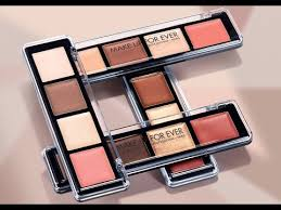 make up for ever pro sculpting palette review