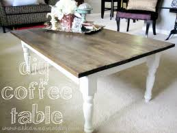 Diy Coffee Table Diy Coffee Table Pinterest Inspired Ask Anna