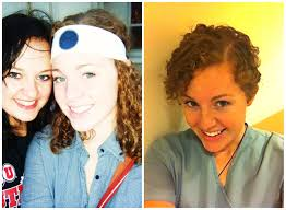 Hair Style Before And After curly pixie cut before and after google search hair 6053 by wearticles.com