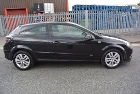 2007 vauxhall astra sxi mot april 2018 black 3 door part exchange