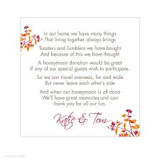 in lieu of gifts wording wedding invitations elegant wedding invitation wording no registry wedding