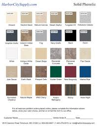 Hiny Hiders Color Chart Bathroom Shower Dressing Stalls Bathroom Partitions