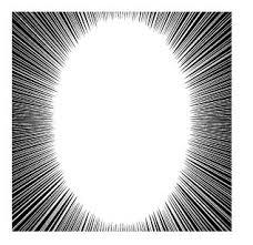 メモログ Illustrator イラレで60秒で集中線ベタフラッシュを