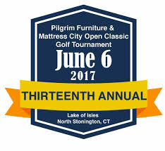 join us on tuesday june 6 at the 13th annual pilgrim furniture mattress city golf clic at the beautiful lake of isles course rated one of the top 100