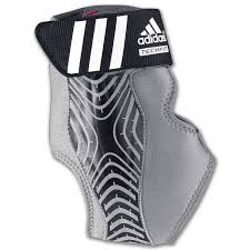 Adizero Speedwrap Ankle Brace Grey Mens Products Adidas
