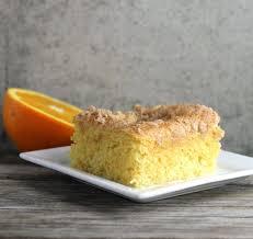 Orange Cream Cheese Coffee Cake Words of Deliciousness