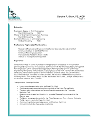 Awesome Collection Of Civil Supervisor Sample Resume Inclusion