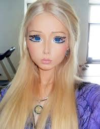 extreme body modification through plastic surgery real life ken doll barbie and anime