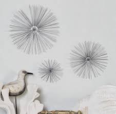 langley street piece star white metal wall decor 2018 decorative wall panels