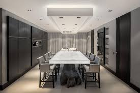 modern mansion dining room. Modern Dining Room Interior Design Finished With Bright Idea In Residence Rotterdam House Ideas Plan Mansion