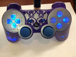 Design Your Own Ps3 Controller Custom Painted Ps3 Controller Made By My Baby