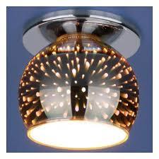 <b>Точечный светильник Elektrostandard</b> 1103 G9 SL зеркальный ...