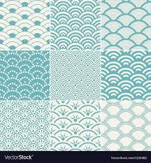Ocean Wave Pattern