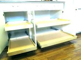 slide out kitchen cabinet shelves pull out drawers for kitchen cabinets shelves home depot racks storage slide out kitchen