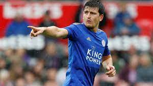 Manchester United sign Harry Maguire for record fee