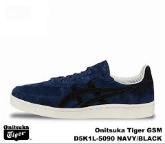Onitsuka Tiger Dire Sem Navy Black Onitsuka Tiger Gsm D5k 1l 5090 Navy Black Mens Womens Sneakers