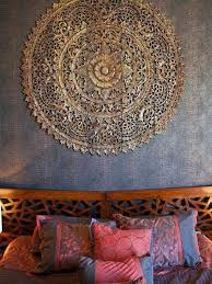 carved wood wall art india inspirational wall mandala future art and decor for home