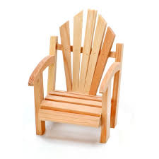 Wooden Slat Chair