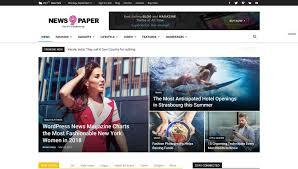 Wordpress Template Newspaper Newspaper Wordpress Theme Review More Than Just A Magazine Theme Athemes