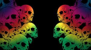 high definition skull wallpapers