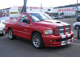 Dodge Ram SRT-10 - Wikipedia