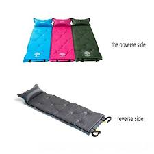 foam camping mattress. Delighful Camping Camping Mattress Self Inflating Mat CHANODUG Blow Up Sleeping Pad Memory  Foam Air Bed 5cm Thick  For P