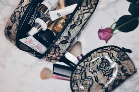 make up bag essentials