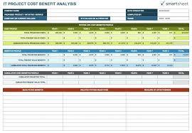 Word Spreadsheet Templates 5 Cost Analysis Spreadsheet Templates Formats Examples In Word Excel