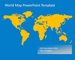 powerpoint map templates maps powerpoint templates