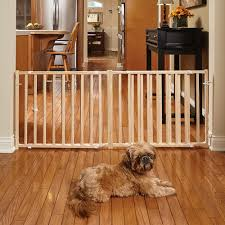 wooden pet gate71
