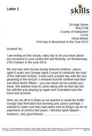Formal Letters Of Complaint Writing A Letter Of Complaint To A Head Teacher Certificate