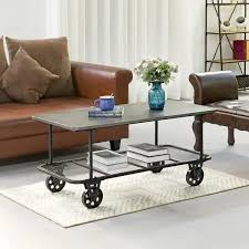 trolley cart coffee table furniture