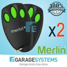 chamberlain merlin c945 garage door remote control suits mt60 mt60p x2 9417593000170