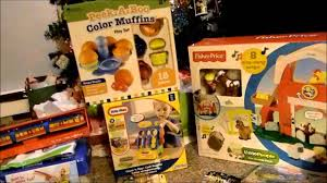 Holiday Gift Guide for a 3-4 year old boy - YouTube