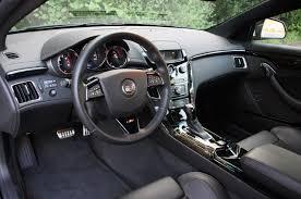 Cadillac CTS-V Coupe interior gallery. MoiBibiki #9