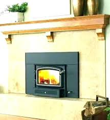 fireplace insert surround awesome
