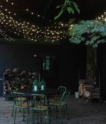 backyard string lighting. simple green led lights for the patio this photo comes from danny seou0027s blog and shows strings of on his advantage leds is that backyard string lighting