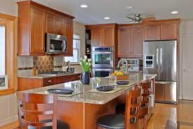 KI. This project was a full kitchen ...