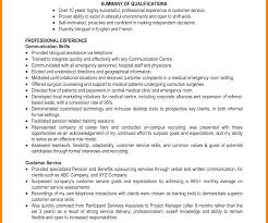 Sample Resume Summary Statement Great Hrme Summary Statement Sample Format For Fresh Graduates One 48