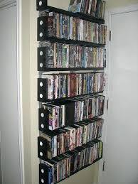 diy dvd shelf shelves best storage shelves ideas on shelves diy dvd rack