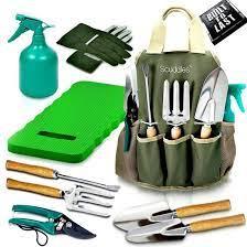10 best home gardening tool kits