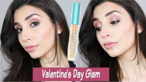 v day makeup tutorial feat beauty bakerie cake face concealer