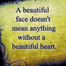 Beautiful Face Quote Best Of A Beautiful Face Quotes Quote Heart Truth Beauty Quotes And Sayings