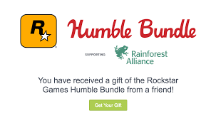 Humble – And Bundle Sending Purchasing Gifts