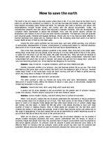 how to save the earth essays id  essays how to save the earth 1