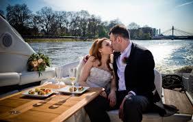 Wedding Reception London Thames