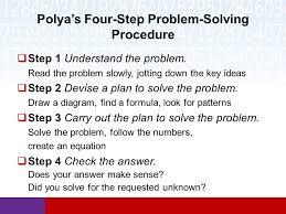 step 1 understand the problem