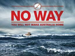 Image result for refugees Australian propaganda posters