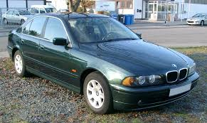 BMW 5 Series 2002 5 series bmw : BMW 5 Series (E39) - Wikipedia