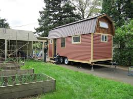 tiny house on wheels builders. How To Build Tiny House On Wheels The Unique Roof Design, Size Is Long Enough Builders A